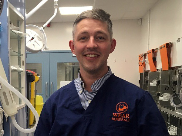 Wear welcomes renowned specialist