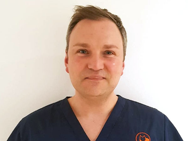 From locum to lecturer for our new Head of Medicine