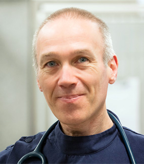 EXPERT VET DR LOVE'S PASSION FOR MATTERS OF THE HEART